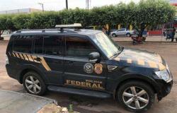 14 novas viaturas chegam a Mato Grosso para Operações da Polícia Federal