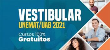 Unemat abre vestibular com 1.000 vagas para Educação a Distância