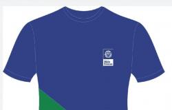 Camiseta azul royal, com faixas diagonais, será o novo uniforme dos estudantes de MT