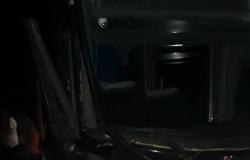BR-364: Motorista morre após perder o controle do carro e bater em ônibus em MT