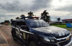 Ação integrada prende grupo criminoso envolvido em roubo a fazenda em Brasnorte