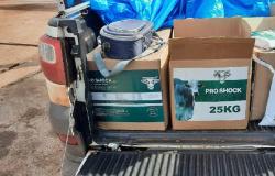 Casal é preso suspeito de contrabandear 300 kg de agrotóxico do Paraguai até MT