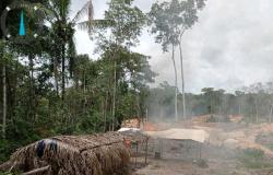 Operação integrada desativa garimpos ilegais em Aripuanã