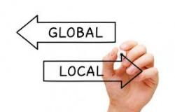 Pense globalmente, aja localmente