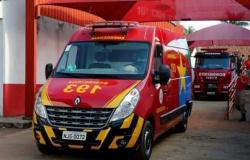 SINOP: Caminhoneiro leva tiro na barriga no pátio de empresa