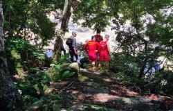 Bombeiros retomam neste domingo buscas por jovem executado e jogado em rio em Sorriso
