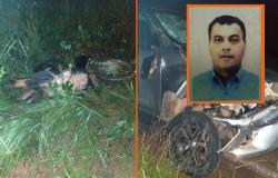 Nova Monte Verde: Homem de 41 anos morre em acidente de trânsito na MT-208