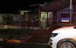 Mulher que estava sentada em cadeira de bar é assassinada a tiros em Nova Mutum