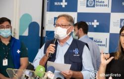 Secretário afirma que MT está à beira de colapso e já transfere pacientes para outros Estados
