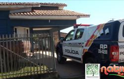 Duas pessoas diagnosticadas com covid-19 são presas após circular pelas ruas em Nova Monte Verde