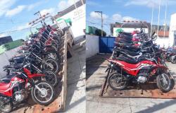 Operação apreende 53 motocicletas e 136 notificações em Peixoto de Azevedo