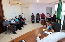 Prefeito de Colíder se reúne com produtores para discutir pedido de isenção em pedágio da MT-320