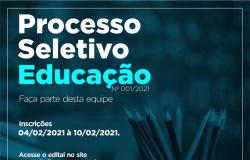 ALTA FLORESTA: Inscrições do Processo Seletivo Simplificado serão realizadas exclusivamente de forma on-line