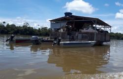 Encerrada terceira etapa do Mutirão de Limpeza do Rio Teles Pires