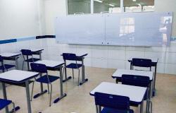 Rede estadual de ensino volta às aulas nesta segunda-feira; modalidade não presencial continua