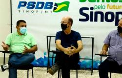 PSDB reúne lideranças no Nortão e começa se articular para eleições
