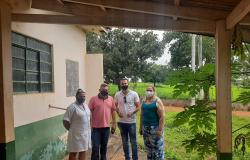Vereador Douglas cobra a reabertura do Posto de Saúde da Comunidade Ouro Verde