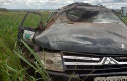 NA BR-163:  Prefeito de Itiquira e mais dois vereadores sofrem acidente