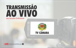 Sessões Ordinárias da Câmara Municipal de Alta Floresta serão transmitidas ao vivo pela TV Câmara