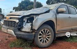 Motorista saiu de Alta Floresta (MT) e seguia para Ivinhema (MS) é preso pela PRF depois de atropelar criança
