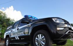 Matupá: homem é preso em flagrante pela Polícia Civil por homicídio qualificado e lesão corporal