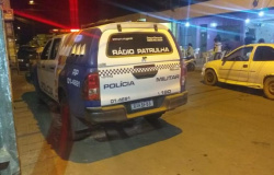 Alta Floresta: PM e Vigilância notificam dono de festa e homem é preso após agredir servidor