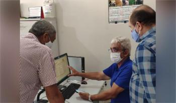 Posto fiscal da Serra do Cachimbo passa por vistoria