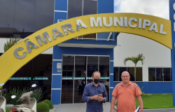 Vereadores de AF mobilizam vereadores da região para discutir a atual situação das rodovias MTs 208 e 320