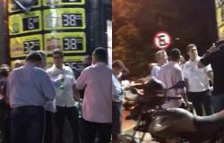 Veja vídeo - Prefeito de Cuiabá Emanuel Pinheiro é flagrado bebendo em bar