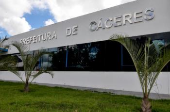Prefeitura de Cáceres-MT abre 17 vagas na educação