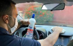 Detran-MT reforça importância da higienização dos veículos na prevenção à Covid-19