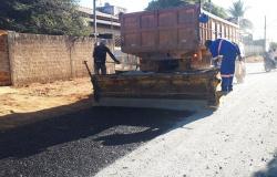 Aberta compra de caminhões e equipamentos para pavimentação em Alta Floresta; R$ 2,3 milhões