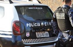 Autor de homicídio em Claúdia tem prisão cumprida pela Polícia Civil em Carlinda