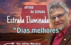 """Estrada Iluminada  """"Dias melhores"""""""