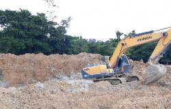SEMA e PJC de Alta Floresta apreendem 3 tratores e escavadeira, 4 pessoas presas por desmatamento ilegal