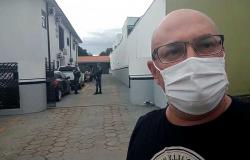 POLÊMICA: Vereador de Alta Floresta conduzido acusado de aglomeração afirma abuso de autoridade