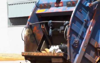 MT - Recém-nascido é encontrado dentro de caminhão de lixo e por pouco não é prensado