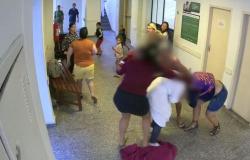 MT - Pais de paciente espancam enfermeira dentro de UPA por demora no atendimento