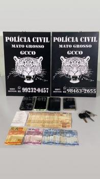 Associação criminosa atuante em Golpe da OLX é desarticulada com prisão de três em Cuiabá
