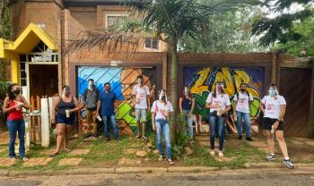 Bolsistas do LabCom A Lente - Foto por: Divulgação