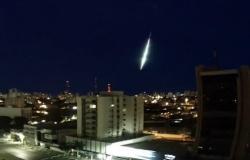 Meteoro visto em Alta Floresta e outras cidades de MT é evento raro e fragmentos podem ter caído no médio norte; vídeo