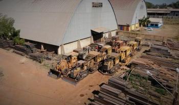 Em um ano, Sema remove 111 máquinas utilizadas em crimes ambientais em MT