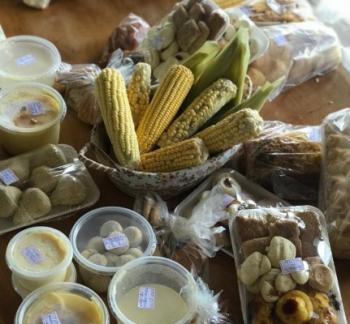Moradores de Aripuanã aumentam a renda com produção de derivados de milho
