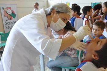 Mato Grosso registra 100% de adesão dos municípios ao Programa Saúde na Escola