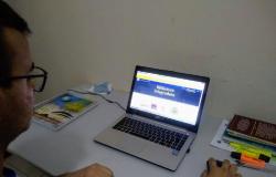 LIVROS ONLINE - Escola de Alta Floresta cria biblioteca digital para alunos e comunidade