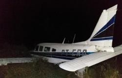 Polícia Militar é acionada após queda de aeronave em fazenda no município de Castanheira