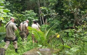 Bombeiros de Alta Floresta fazem busca a homem supostamente desaparecido após ter saído para pescar