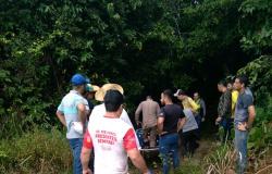 Bombeiros de AF resgatam jovem desaparecido após ter saído para pescar