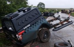 Policial ferido em acidente no Médio Norte passa por cirurgia em Cuiabá