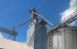 Incêndio destrói 38 toneladas de arroz em silo em Alta Floresta